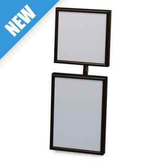 Double Chart Projector Mirror