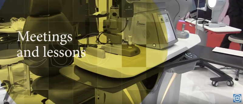 Hanson Instruments | CSO meetings at the ESCRS Conference September 2019