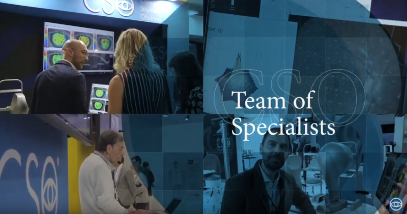 Hanson Instruments | CSO specialist team at the ESCRS Conference September 2019