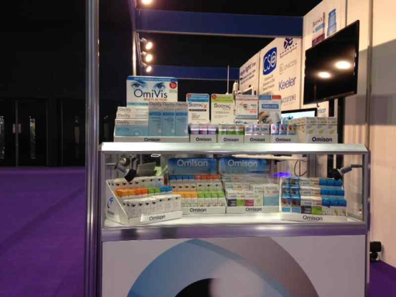 Hanson Instruments At The British Contact Lens Association Exhibition 2019