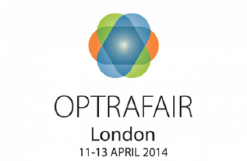 Optrafair London 2014 Fast Approaching, April 11-13