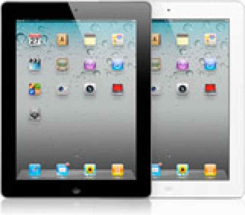 Apple iPad 2 App EyeDispense