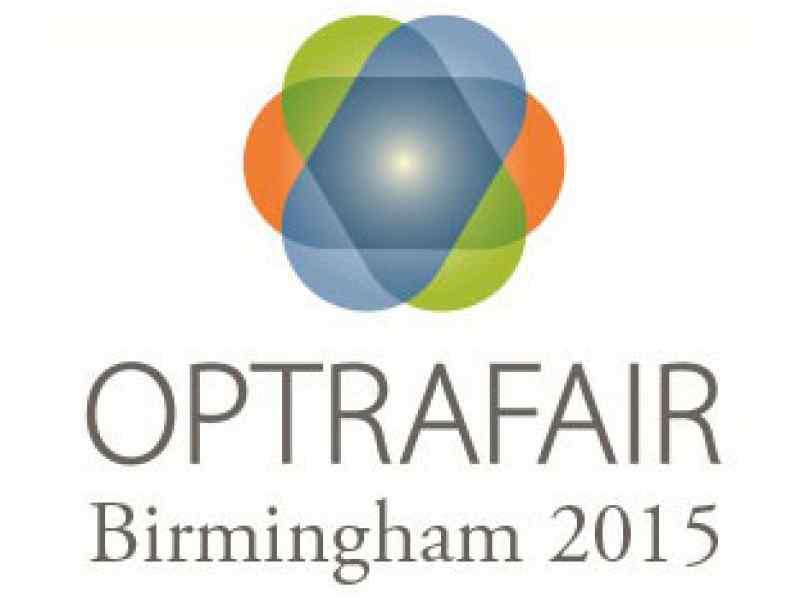 Optrafair Birmingham 2015 Taking Shape