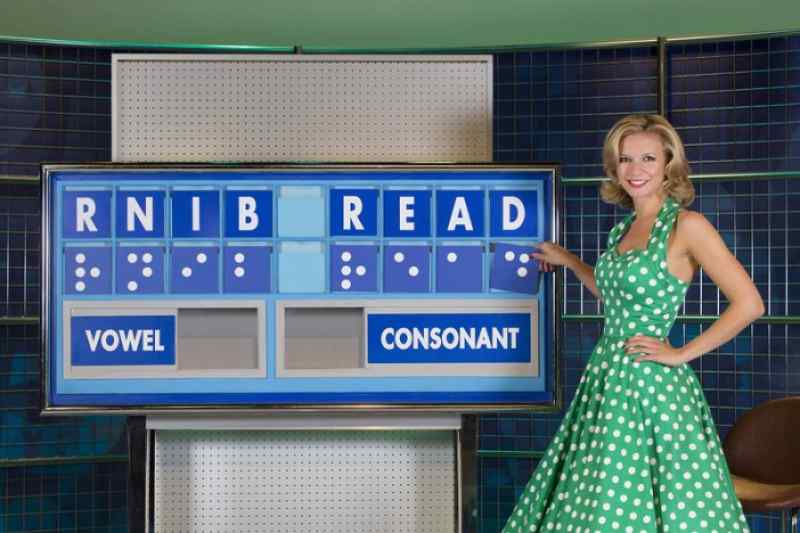 Rachel Riley To Wear Dots For RNIB Campaign