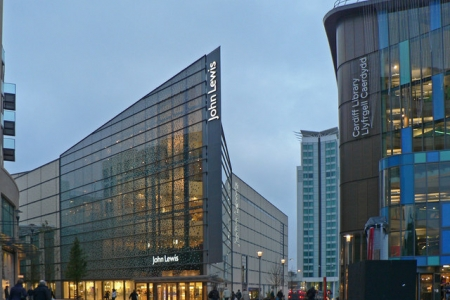 John Lewis Opticians In Stratford and Cardiff