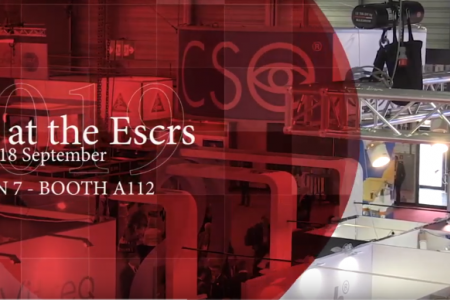 Hanson Instruments | CSO at the ESCRS Conference September 2019