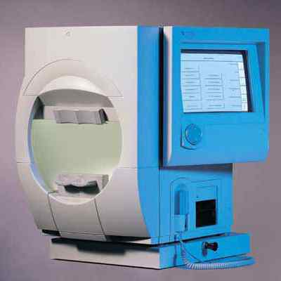 Humphrey 720i Field Screener with Table and Printer | Hanson Instruments