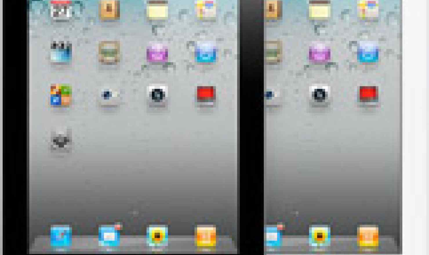 Apple iPad 2 App EyeDispense