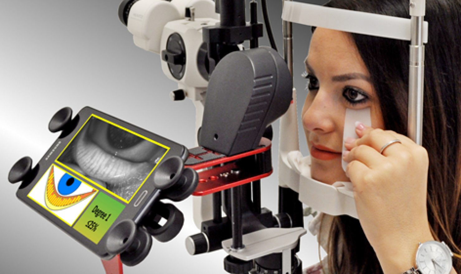 Hanson Instruments| Hanson appointed UK distributor for Espansione Group's Dry-Eye products