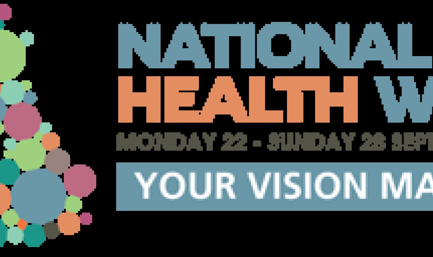 National Eye Health Week Details