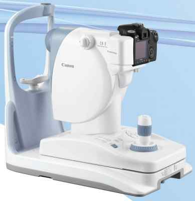 Canon CR2 Digital Retinal Camera
