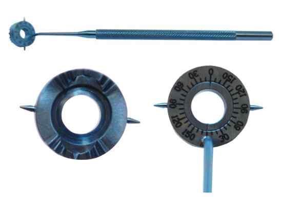 Accutome Dell LRI Astigmatism Marker AR0129