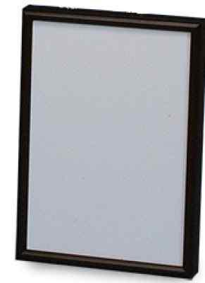 Wall Mirror with Adjustable Bracket