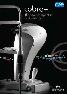 CSO Cobra+ (Plus) Fundus Camera