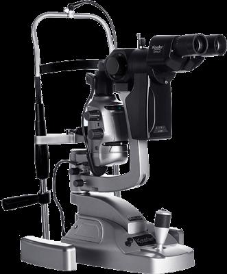 Keeler KSL-Z3-D Digital Slit Lamp