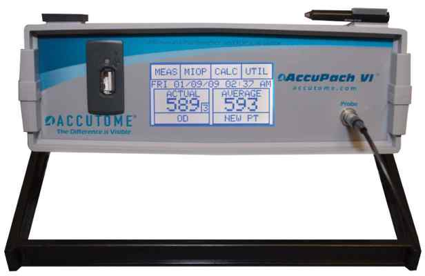 Accutome AccuPach VI Desktop Pachymeter