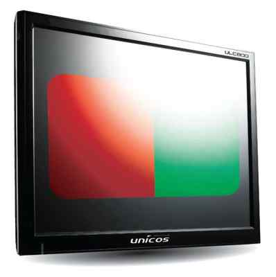 Unicos ULC800 LCD Chart