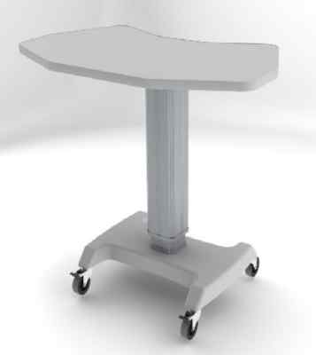 T200 Motorised Table with Double Vee Top