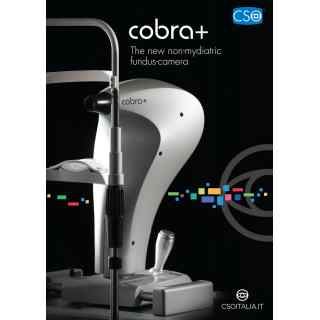 CSO Cobra+ (Plus) Fundus Camera