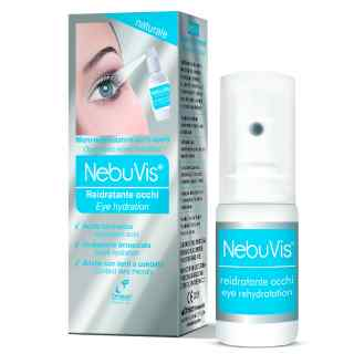 Omisan Eye Spray NebuVis Rehydration 10ml, Dry Eye