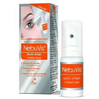 Omisan Eye Spray NebuVis Irritated Eyes 10ml, Dry Eye