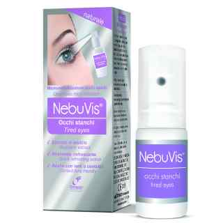 Omisan Eye Spray NebuVis Tired Eyes 10ml, Dry Eye