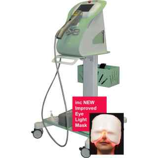 Espansione eye-light - NEW GENERATION Eye-Light Mask - Light Modulation LLLT, OPE, IPL - MGD Treatment