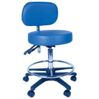 Luna H-LUN-GN Medical Stool