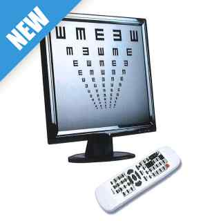 Hanson EDC 2600 Digital LCD Chart
