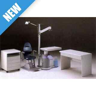 Meccanottica One Disability Access One Instrument Combi Unit
