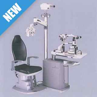 Rodenstock 100 2 Instrument Combi Unit with Motorised Chair